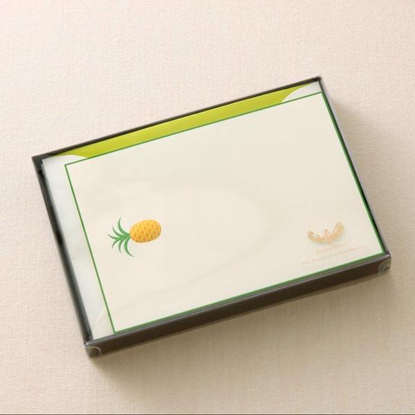 No.700パイナップルPカードセット ボックス