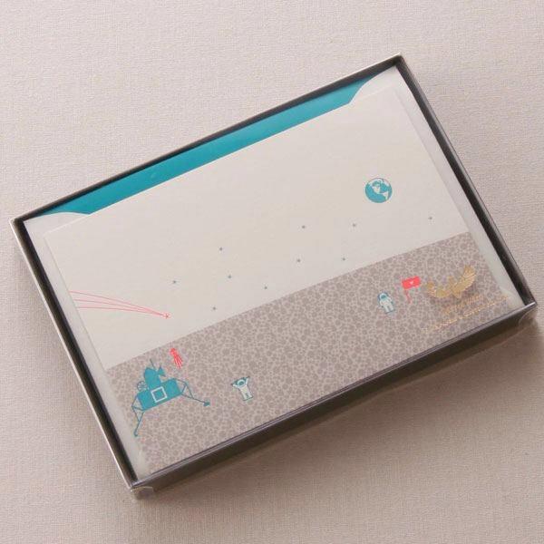 No.710月面Pカードセット ボックス