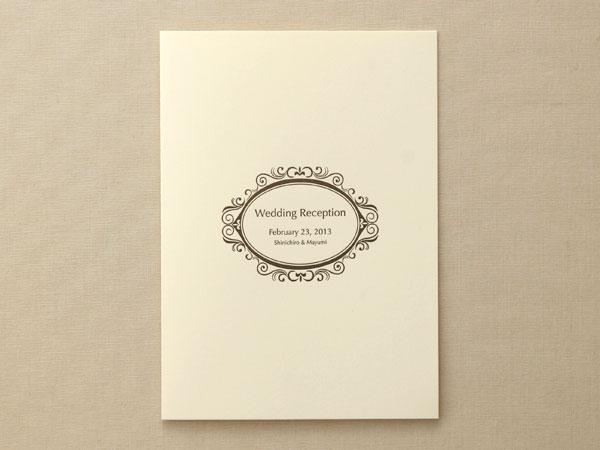 デザインSW153・活版印刷×コットン特厚 ナチュラル