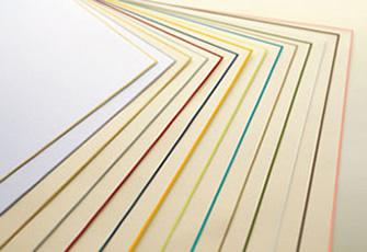 印刷・加工方法の違いと印刷色・箔色