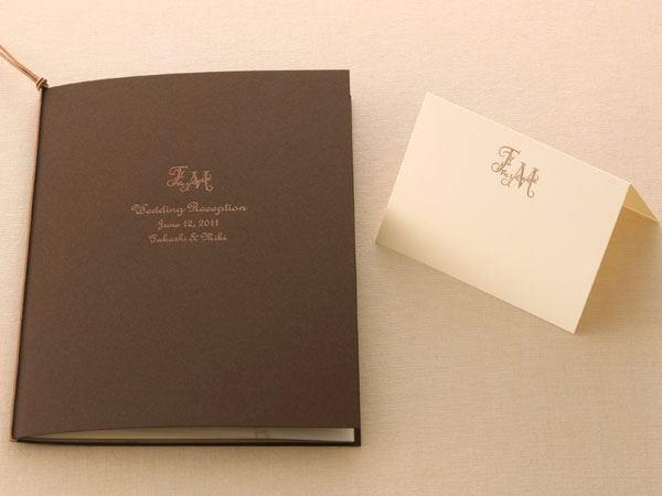 デザインSW112・活版印刷×コットン チョコレート