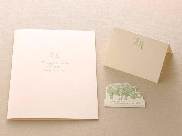 デザインSW112・活版印刷×コットンパール ナチュラル