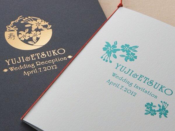 桜モチーフ(お客様のデザイン)(Y.K様)