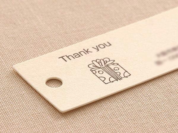 プチギフトに添えるカード(H.A様)