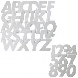 No.395ダイカットカード 数字・アルファベット