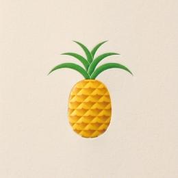 No.700パイナップル  の名刺