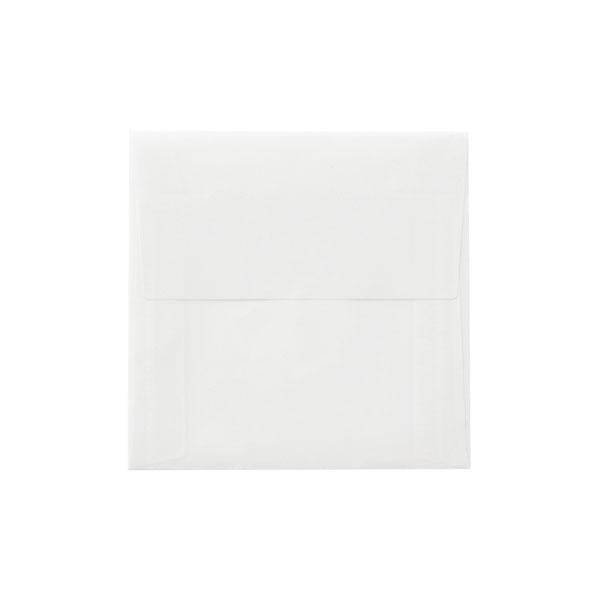 SE11カマス封筒 ロウ引き 白