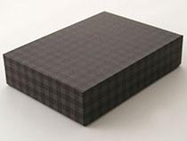 フタと底箱に印刷した箱