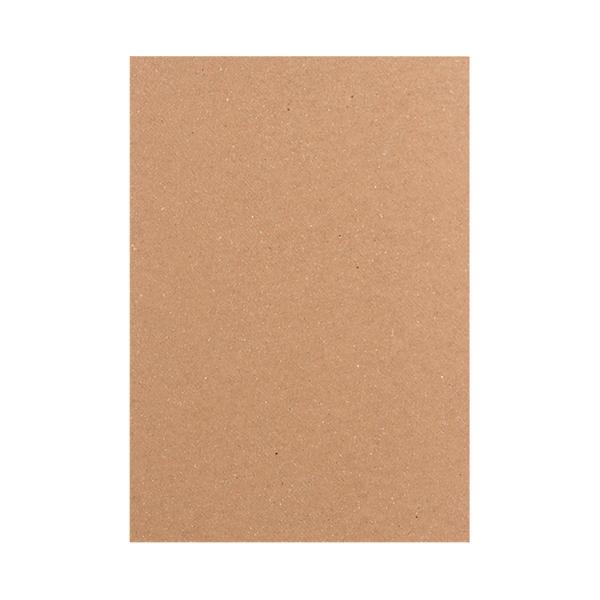 Pカード ボード紙ブラウン