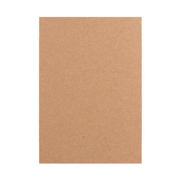 A5カード ボード紙ブラウン