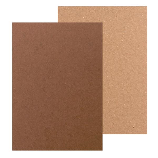 Pカード ボード紙チョコレート