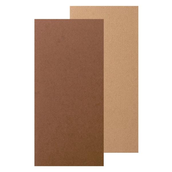 A31カード ボード紙チョコレート