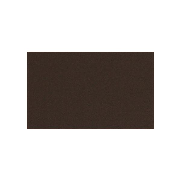 ネームカード コットン チョコレート
