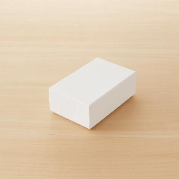 #321貼箱 コットン スノーホワイト