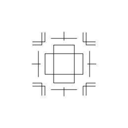 ボックス サイズXS・1(341001)