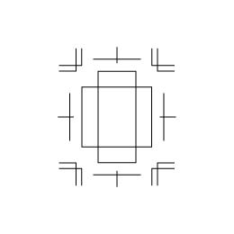 ボックス サイズXS・3(341003)