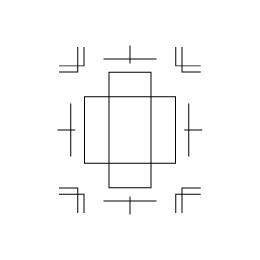 ボックス サイズXS・4(341004)