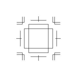 ボックス サイズS・1(342001)