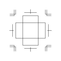 ボックス サイズS・2(342002)