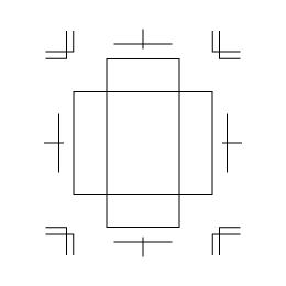 ボックス サイズS・4(342004)