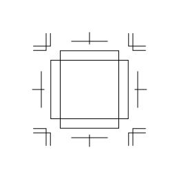ボックス サイズS・5(343001)