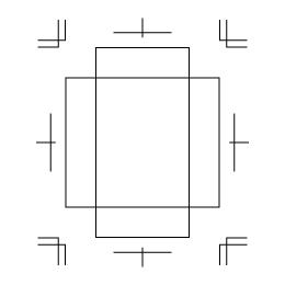 ボックス サイズM・4(343004)