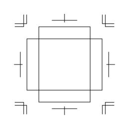 ボックス サイズL・2(344002)