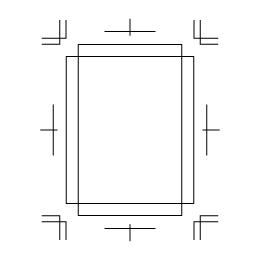 ボックス サイズM・6(344003)
