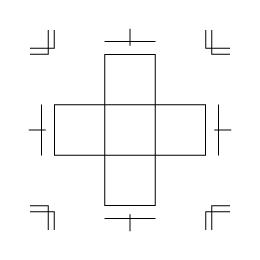 ボックス キューブ・1(345001)