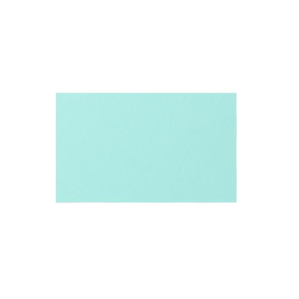 ネームカード ボード紙 ペールブルー