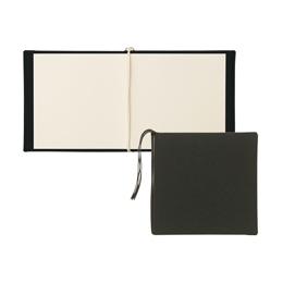 芳名帳カバーセット 140×140  クロスブラック