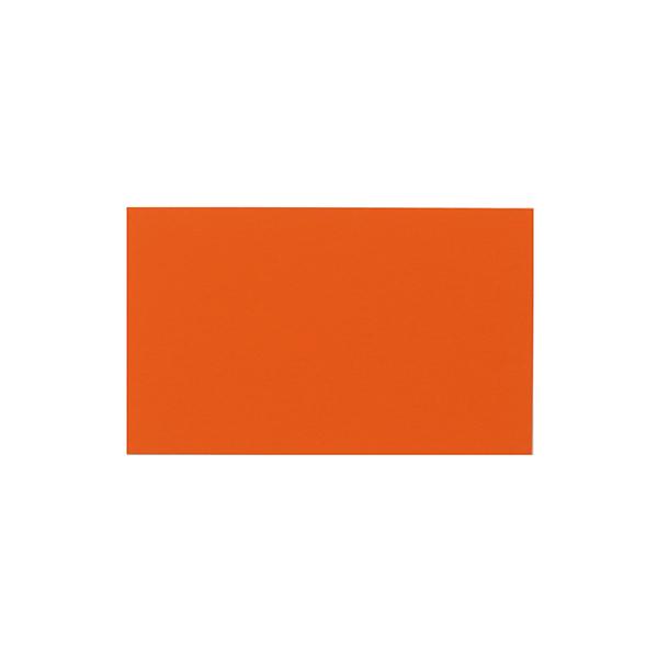 ネームカード キュリアススキン オレンジ