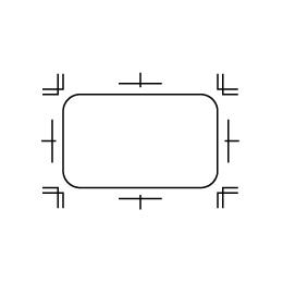 ネームカードR(表面・裏面共通)