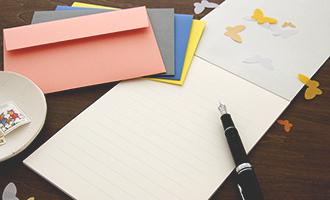 手紙を書こう! Love Snail Mail プロジェクト