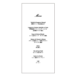 メニュー(A31カード)LSA31_01