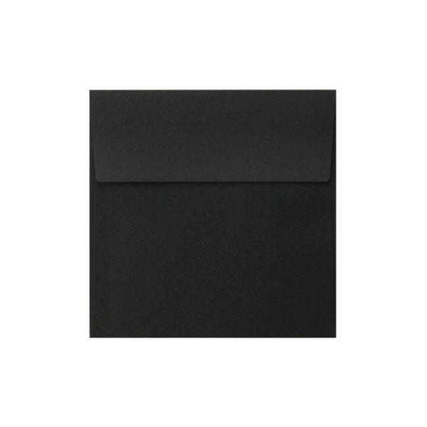 SE16カマス封筒 コットン 黒 116.3g
