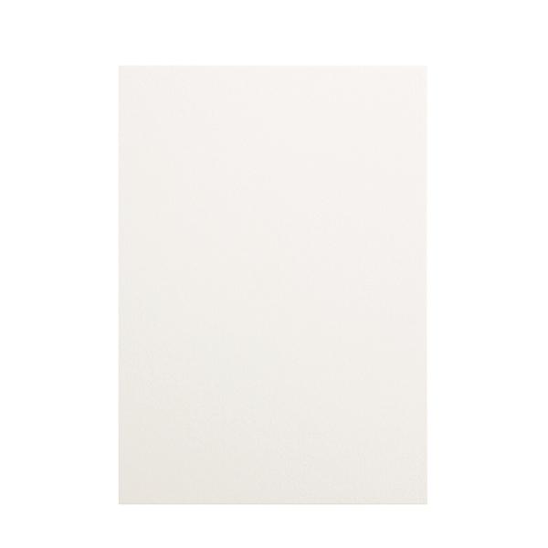 A5カード コットン スノーホワイト  348.8g