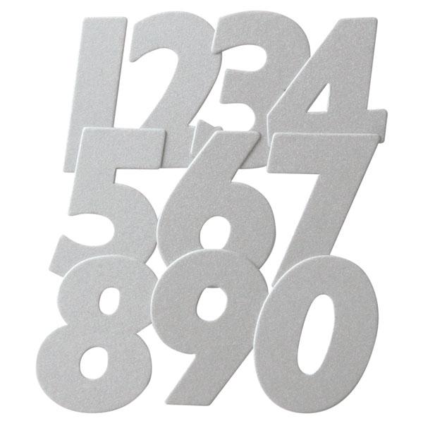 No.395ボードネームカードDC数字10枚セット