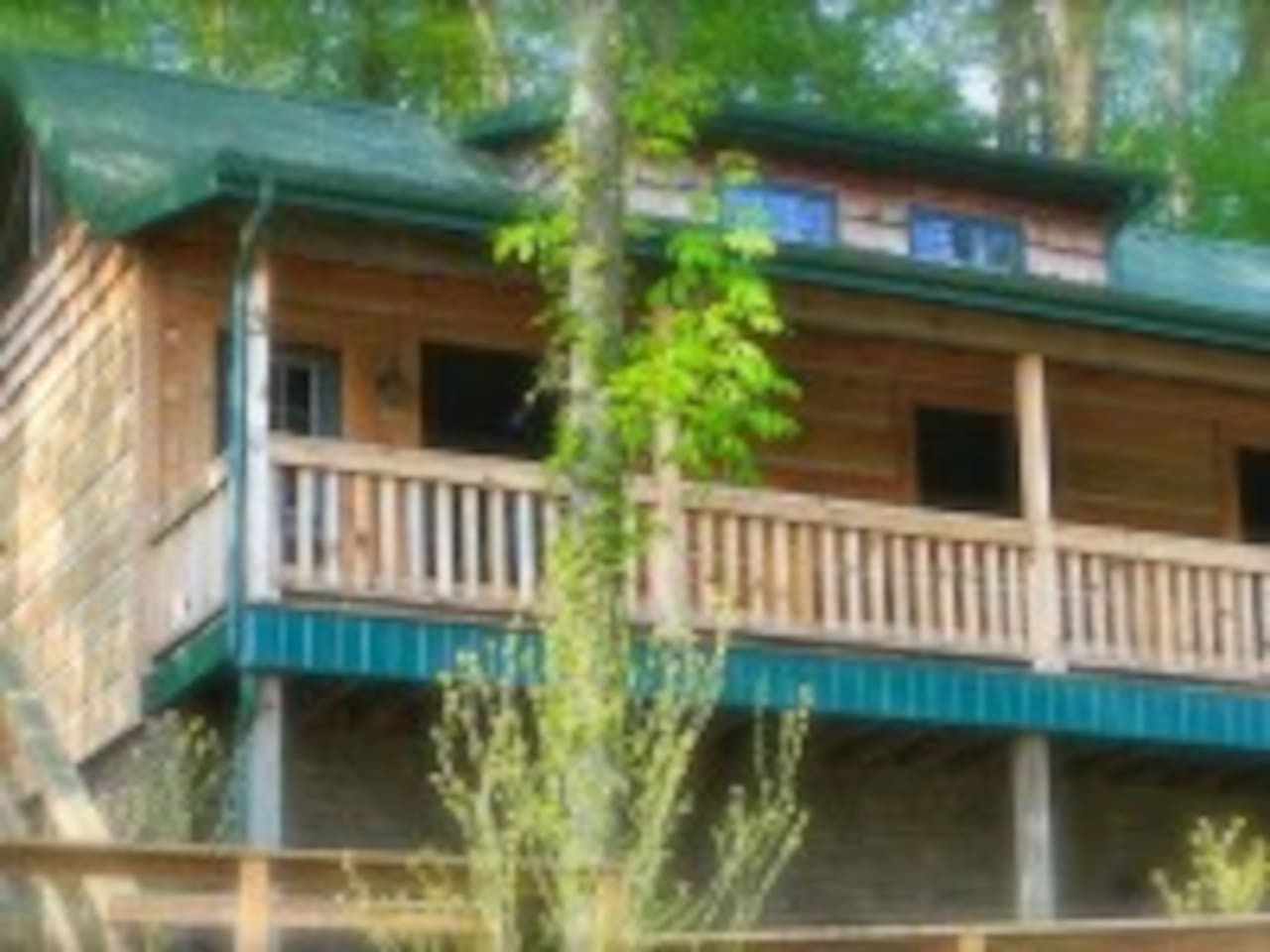 Roscoe Hillside Cabins Bear Cabin Sleeps 2 4pp の格安予約