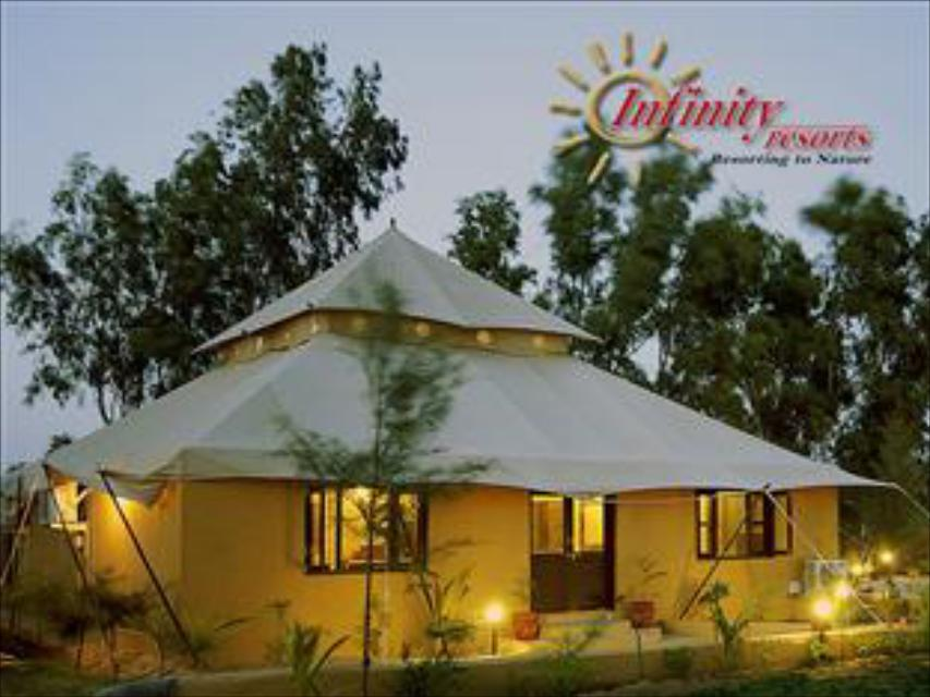 Book Infinity Resorts Rann of Kutch (Rann Of Kutch) at the