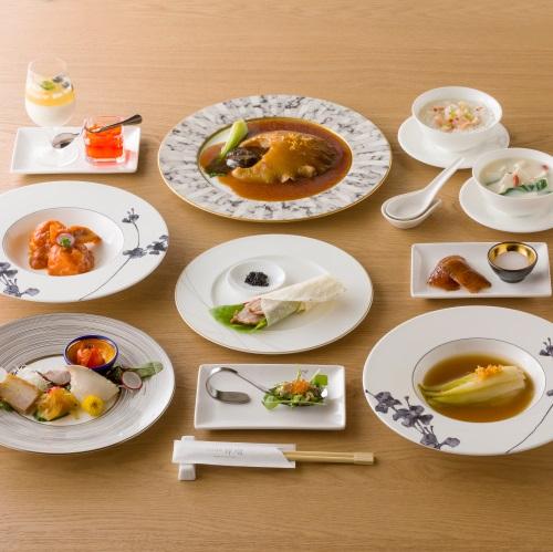 祥瑞四大珍味コースのイメージ