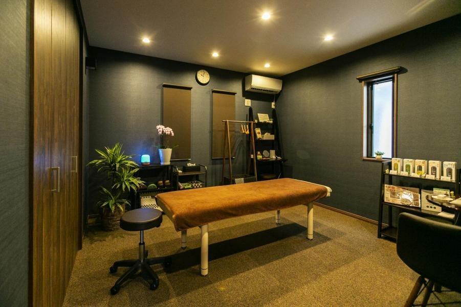 完全個室の癒し空間/整体ルームのイメージ