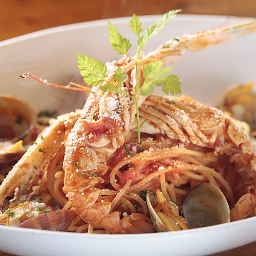 Pastaランチ(気まぐれ惣菜2~3品付き)のイメージ