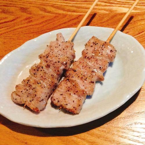 【串】豚トロ(塩/たれ/にんにく醤油)のイメージ