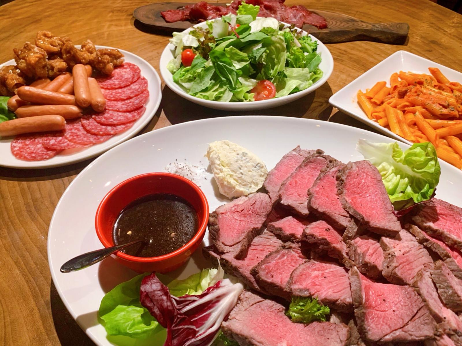 【火・水・木限定/20名~貸し切りOK】肉バルコースのイメージ