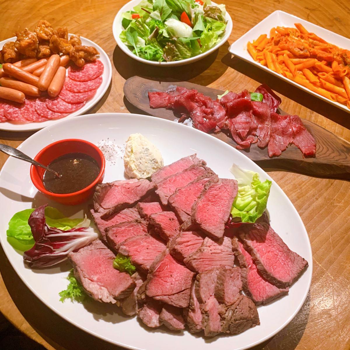 【お肉増量】肉バルコースのイメージ