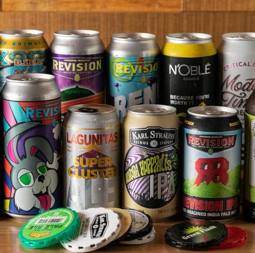 アメリカンクラフトビールのイメージ