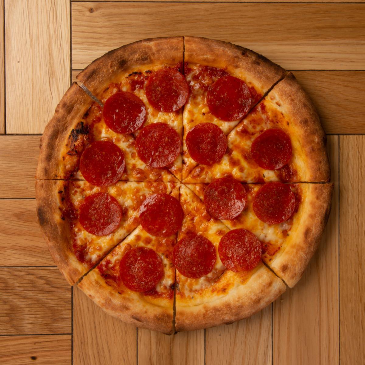 ペパロニピザ 【ドリンク&ポテトセット】のイメージ