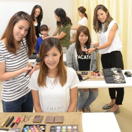 ヘアー&メイクスクール MAKE UP RAPPORT浜松校イメージ1