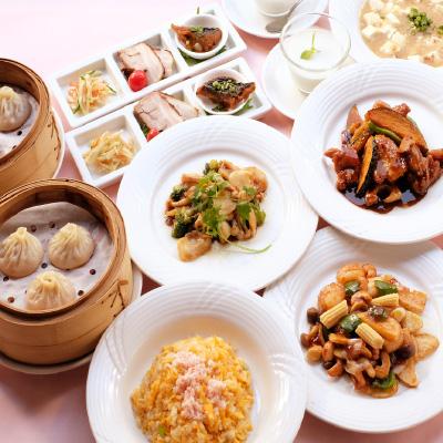 定番上海料理コースのイメージ